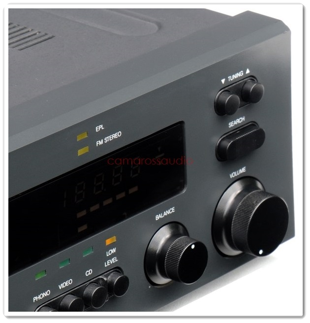Nad 1600 Preamp Tuner 2100 Poweramp (monitor series