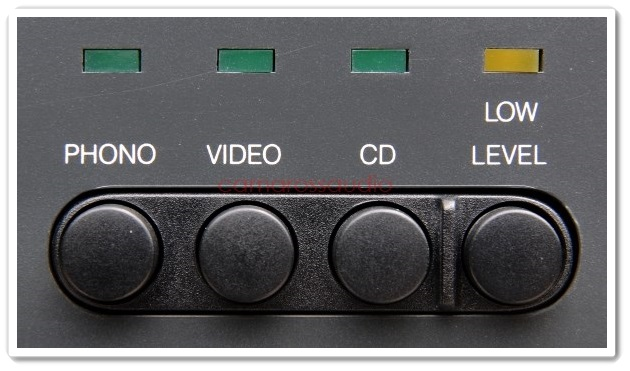 Nad 1600 Preamp Tuner 2100 Poweramp (monitor series