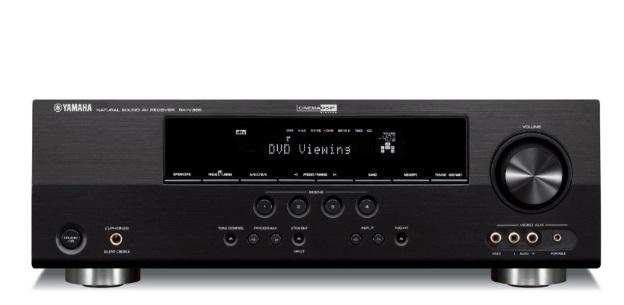 yamaha rx v365 receiver camaross audio hifi high detail. Black Bedroom Furniture Sets. Home Design Ideas