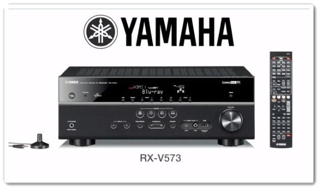 Yamaha Rx V Turn Off